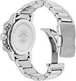Citizen-Eco-Drive-Mens-World-Time-A-T-Quartz-Stainless-Steel-Casual-Watch-Color-Silver-Toned-Model-AT9070-51L