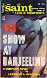 Red Snow at Darjeeling (Saint Mystery LIbrary #8)