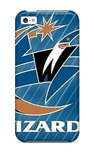 Jill Pelletier Allen's Shop washington wizards nba basketball (37) NBA Sports & Colleges colorful iPhone 5c cases