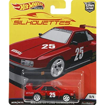 Hot Wheels Car Culture Skyline Super Silhouette: Toys & Games