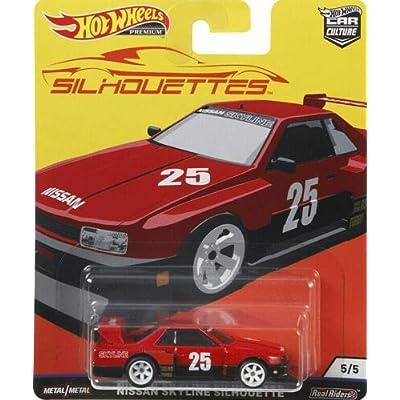Hot Wheels Car Culture Skyline Super Silhouette: Toys & Games
