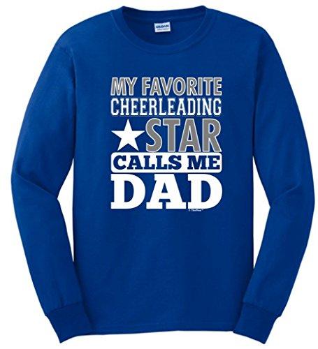 Favorite Cheerleading Calls Sleeve T Shirt