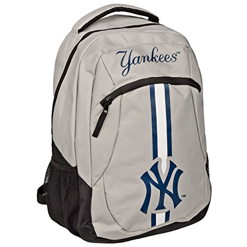 2017 MLB Action Backpack – New York Yankees