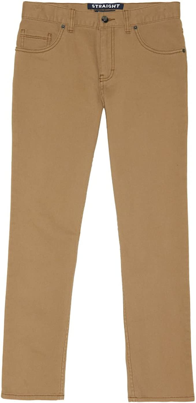 French Toast Boys Stretch Slim 5 Pocket Pant
