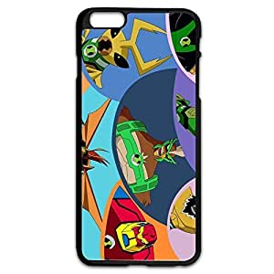 Ben10 Full Protection Case Cover For IPhone 6 Plus (5.5 Inch) - Fashion Cover