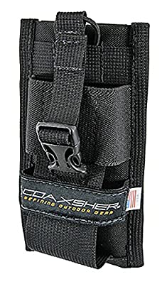 Coaxsher MOLLE Radio Holster from Coaxsher