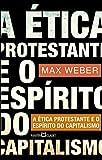 capa de A Ética Protestante e o Espírito do Capitalismo