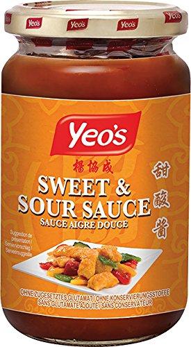 YeoS Salsa Agridulce 275 G