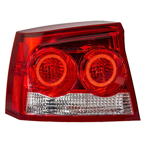 - Drivers Taillight Tail Lamp Replacement for Dodge 4806449AD AutoAndArt