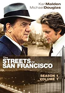 The Streets of San Francisco: Season 1, Vol. 1