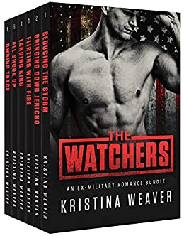 WATCHERS Military Romance Bundle ebook product image