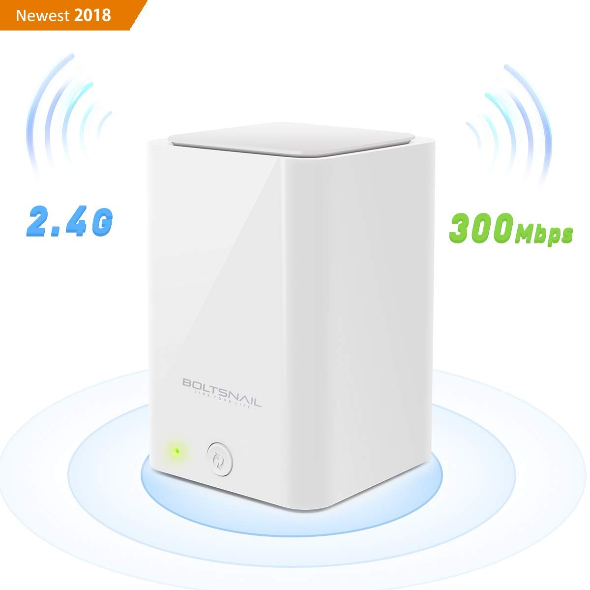 NEWEST2018 Box Type WiFi Extender Signal Booster BOLTSNAIL 4 in1 Wireless Wi-Fi Long Range Repeater Bridge Router Wi Fi Network Access Point Signals and Extend to Houses and Alexa Devices by BOLTSNAIL (Image #1)