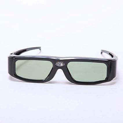 Amazon.com: Gafas 3D para videojuegos, disparador activo 3D ...