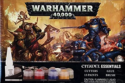 Warhammer 40,000 Essentials Set by Warhammer