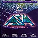 Live in Nottingham by Asia (2003-07-29)