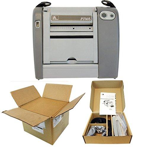 Intermec Printer Language - Intermec Zebra PT400 PT403 Mobile Portable Label Printer