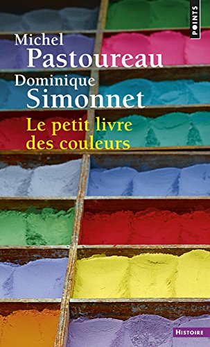 Petit Livre Des Couleurs, French Edition