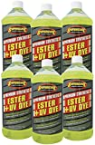 TSI Supercool E32-6CP Ester Oil Plus U/V Dye, 1 quart, 6 Pack