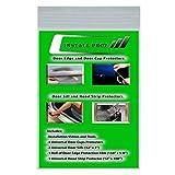 Kyпить Install Proz Self-Healing Clear Paint Protection Film Kits (Bundle-Hood Strip, Door Edge, Door Cup, Door Sill) на Amazon.com