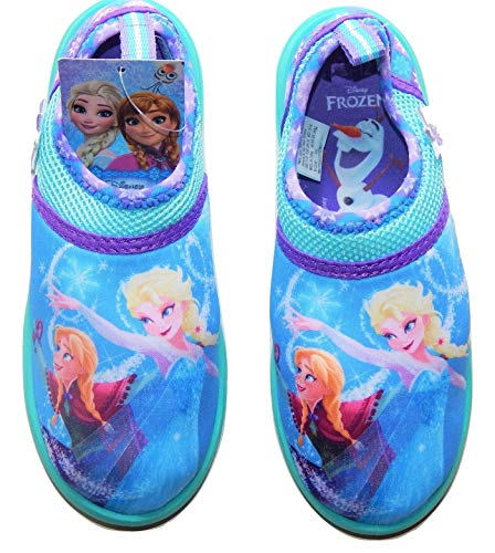 Disney Frozen Anna & ELSA Girls Pool/Beach Swim Shoes Water Aqua Socks