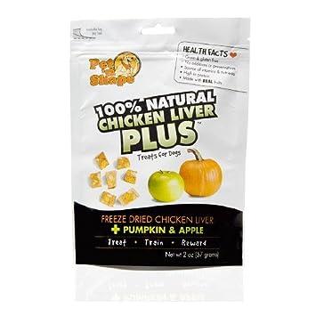 Amazon Pet N Shape 100 Natural Chicken Liver Plus Treats For