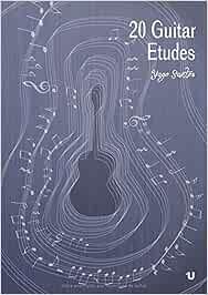20 Guitar Etudes: Amazon.es: Santos Bengoetxea, Yago, Santos Bengoetxea, Irati: Libros