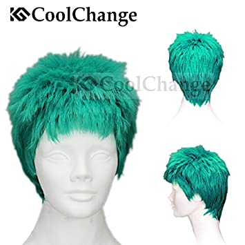 CoolChange Roronoa Zoro wig from One Piece,