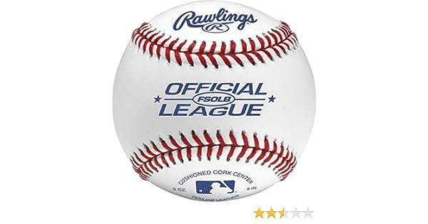 Brand New. One Dozen of Rawlings Official League FSOLB1 Baseball Balls