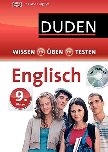 Wissen - Üben - Testen: Englisch 9. Klasse