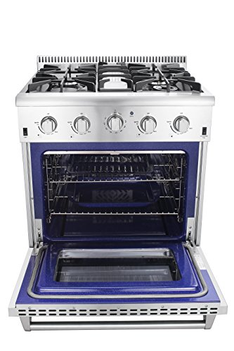 Thor Kitchen Hrg3080u 30 Quot Freestanding Professional Style