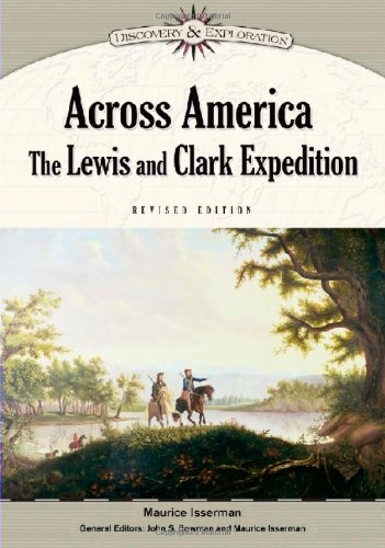 the exploration of lewis and clark across america Lewis and clark, the that tells the story of the american exploration and settlement 49 diaries of pioneers trekking westward across america.