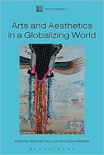Téléchargement gratuit du classeur français Arts and Aesthetics in a Globalizing World (Association of Social Anthropologists Monographs) B00R6A39GE in French PDF DJVU FB2