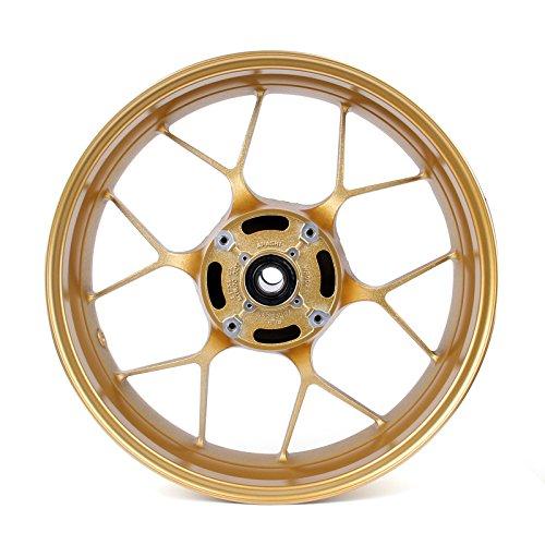 Artudatech Rear Wheel Rim For Honda CBR1000RR CBR 1000RR 2008-2014 Gold by Artudatech (Image #5)
