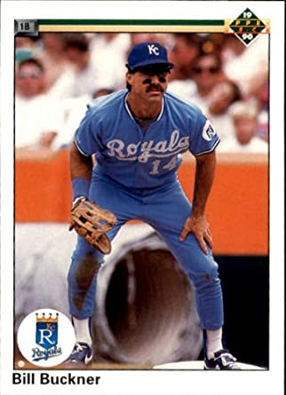 Image result for Bill Buckner Upper Deck