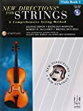 Best Book Of Violas - New Directions for Strings Viola Book 1 Review