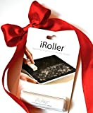 IROLLER: A Reusable Liquid Free Touchscreen Cleaner for Smartphones and Tablets - Immediately Sanitizes - Easy to Use and Incredibly Effective on Any Touch Screen