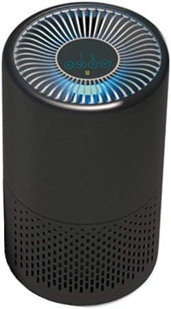 Luciyu Purificador De Aire Smart Touch,esterilizador De Aire Casero Rid De Virus Molde Odor Night Light Quiet For ...