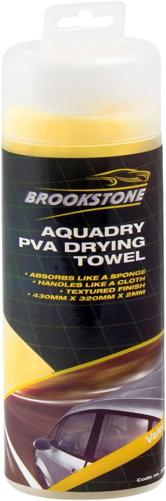 Brookstone Valet Aquadry Pva Drying Towel
