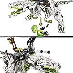 LEGO-NINJAGO-Drago-dello-Stregone-Teschio-Giocattolo-da-Costruire-e-Gioco-da-Tavolo-2in1-con-le-Figure-dellEsercito-degli-Scheletri-71721