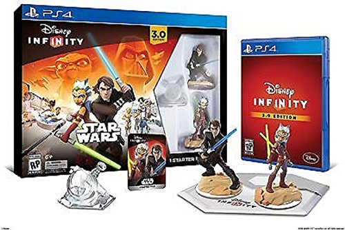 Disney Infinity 3.0 Edition Star Wars Ps4 Playstation 4 Starter Pack sellado