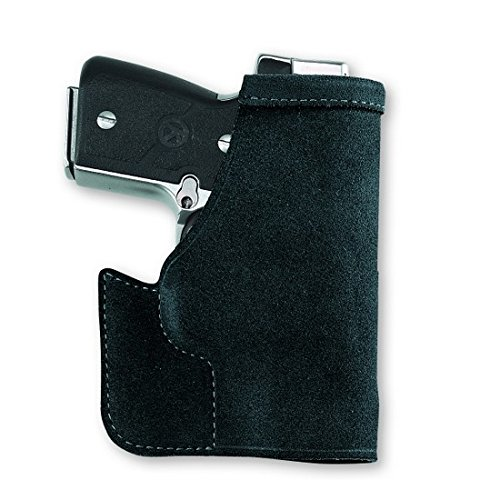 Galco Pocket Protector Holster for Glock 42, RH/LH, Black - PRO600B by Galco
