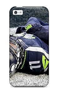 AmandaSMartin Snap On Hard Case Cover Seattleeahawks Protector For Iphone 5c wangjiang maoyi