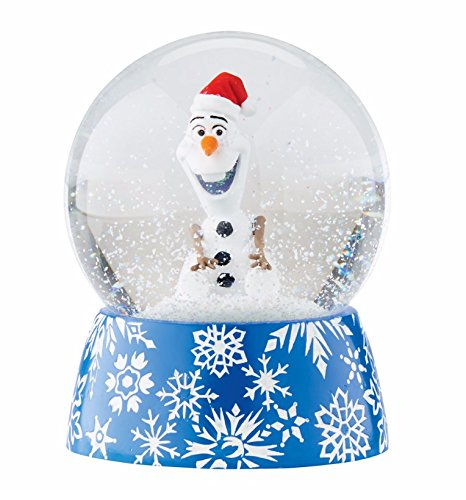 Department 56 Disney Frozen Snow Globe