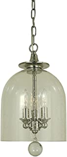 product image for Framburg Lighting FRA-4353-PN Polished Nickel Hannover 3-Light Pendant