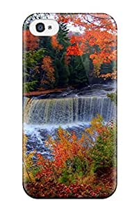 New Style ThomasSFletcher Waterfall Premium Tpu Cover Case For Iphone 4/4s