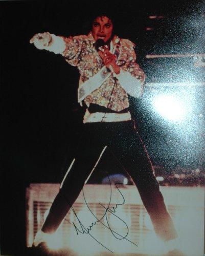 Michael Jackson Autographs - 9