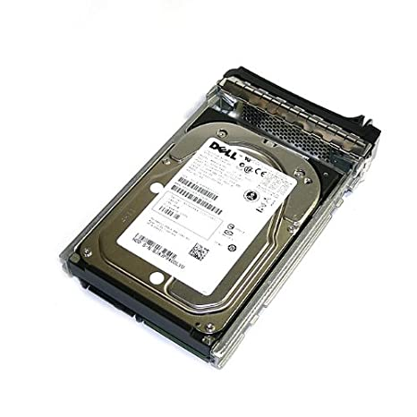 0f10354877a Amazon.com  Dell OEM PowerEdge 2950 1950 Server XK111 146GB 15K SAS Hard  Drive MBA3147RC  Computers   Accessories