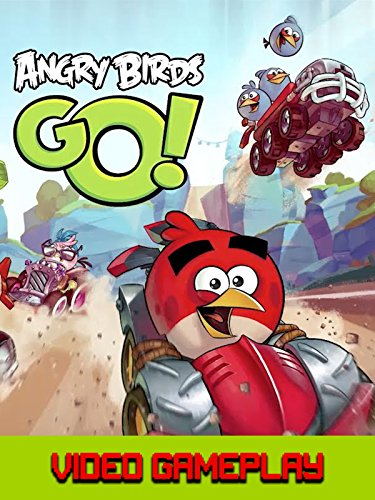 Clip  Angry Birds Go    Video Gameplay