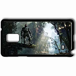 Personalized Samsung Note 4 Cell phone Case/Cover Skin Apocalypse Nanokastyum City Jungle Home Black