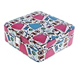 MagiDeal Household Sewing Storage Box Sewing Tool Cardboard Case for Sewing Accessory - 1#